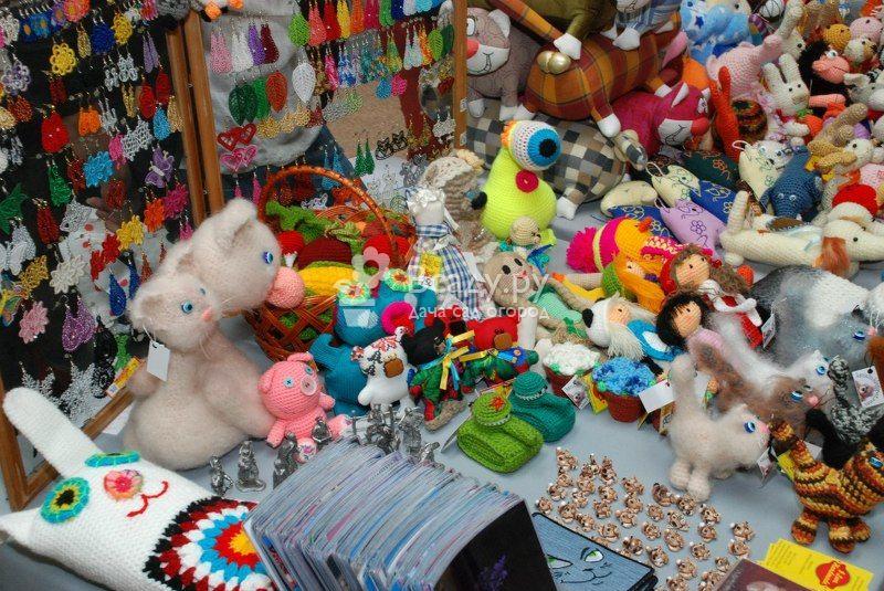 Где и как продать игрушки ручной работы