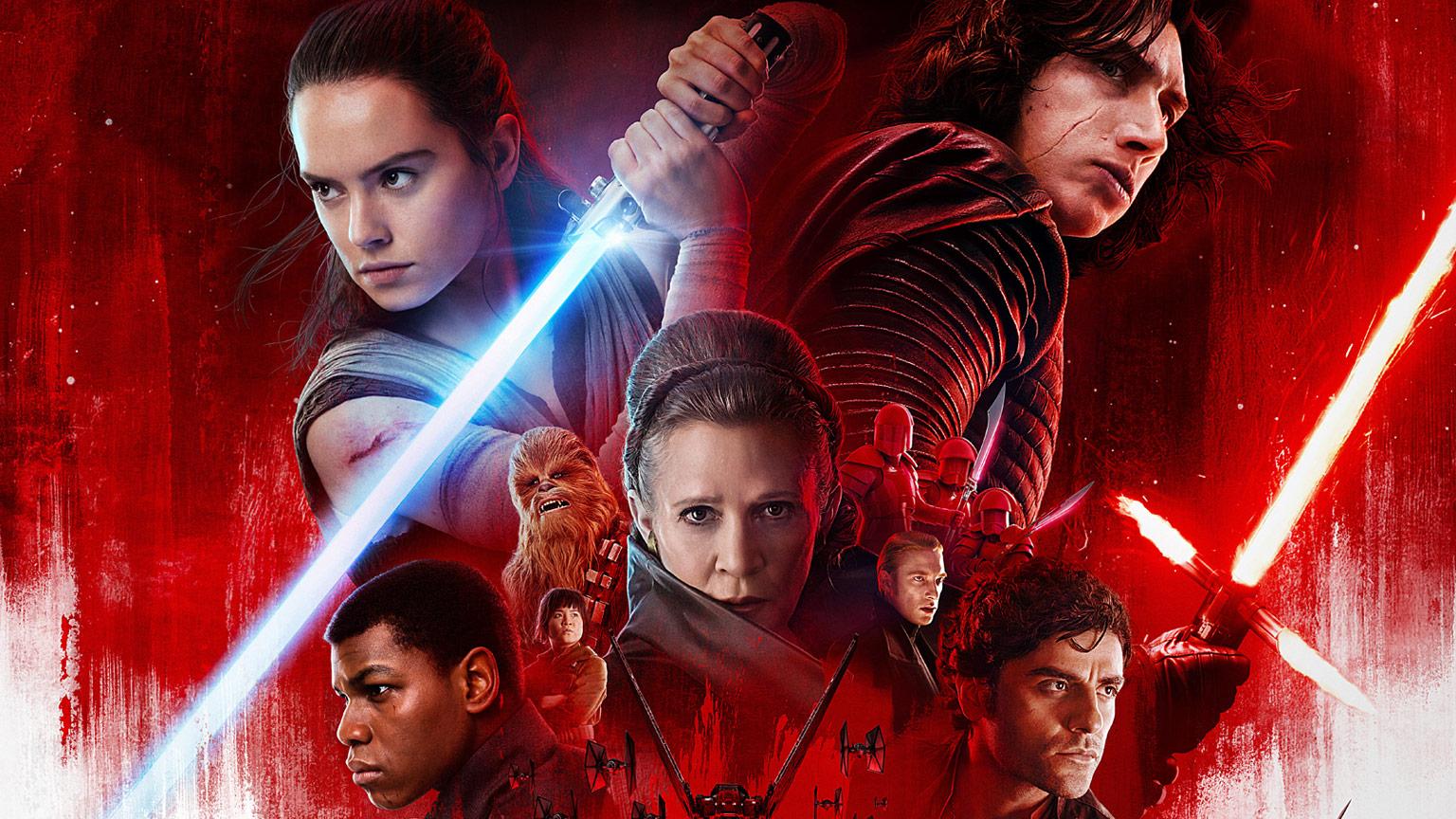 Звёздные войны эпизод 8 последние джедаи фильм 2018 смотреть