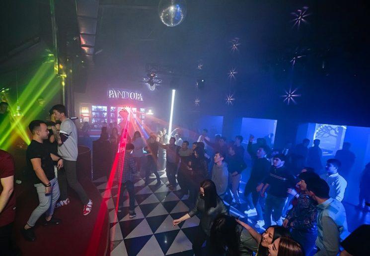 Ночной клубы в шымкенте москва дискотека ночной клуб