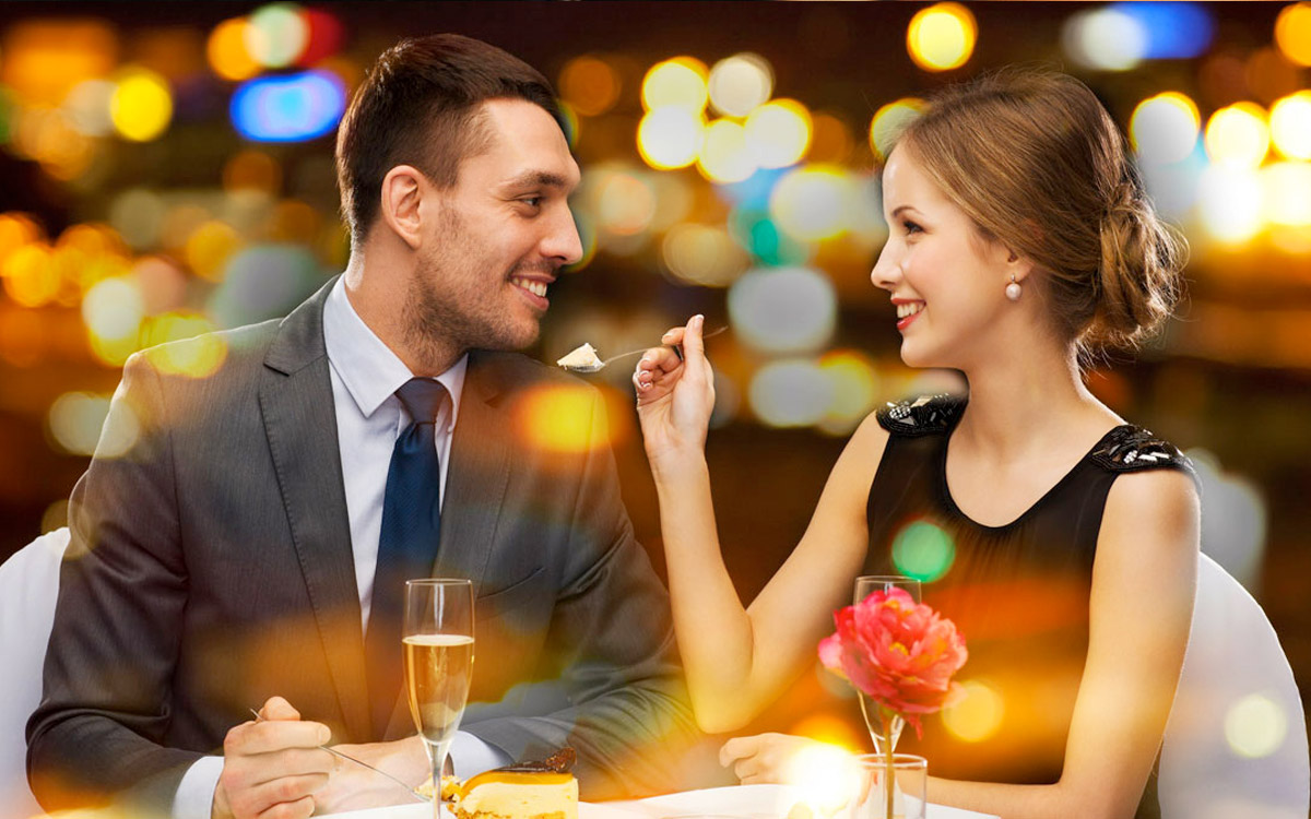 Романтическое свидание в кафе картинки