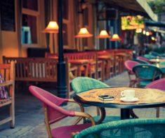 10 уютных летних террас в Шымкенте