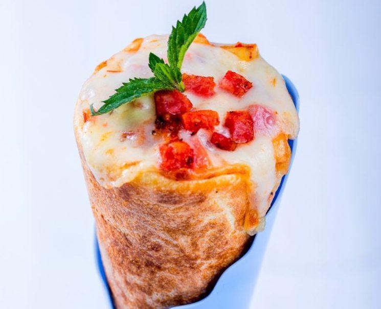 пицца конус рецепт с фото видеосвязи