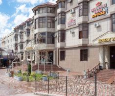 Ресторанно-гостиничный комплекс «Алтын Казына»