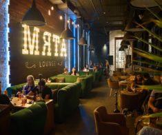 Lounge & Hookah bar «Мята»