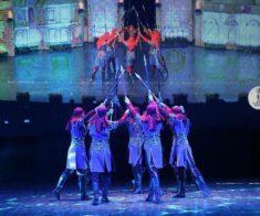Концерт «Астанадан ақ тілек»