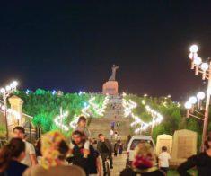 Лучшие места и маршруты для вечерних прогулок в Шымкенте