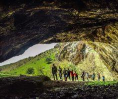 Поход в пещеры «Сказка» и «Караунгур»