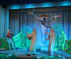Детский спектакль «Өрт»
