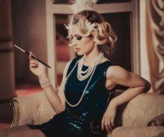 Новогодняя ночь в стиле Gatsby