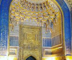 3-х дневная поездка в Ташкент и Самарканд