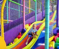 Открытие детского мира Play Park