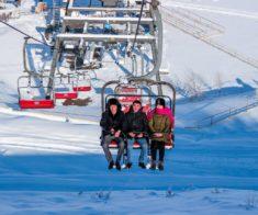 Поездка на горнолыжную базу «Тау самалы»