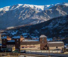 Где отдохнуть зимой в окрестностях Шымкента?