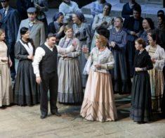 Опера «Сельская честь»