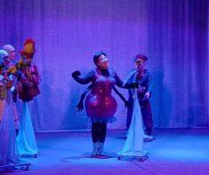 Репертуар областного театра кукол (март)