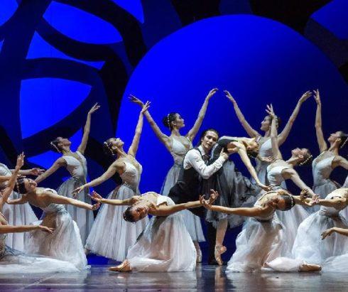 Классические танцы от театра «Астана Опера Балет»