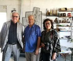 Лекция с художником Смайыл Баялиевым: История «Кызыл Трактор»