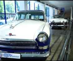 Музей ретро-автомобилей в Шымкенте