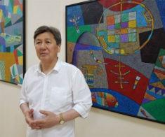 Выставка Султана Иляева
