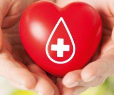 Пункт приема донорской крови
