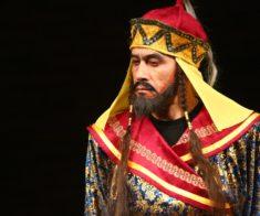 Репертуар русского драматического театра на ноябрь