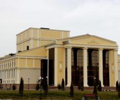 Репертуар Областного Казахского драматического театра имени Ж. Шанина на октябрь