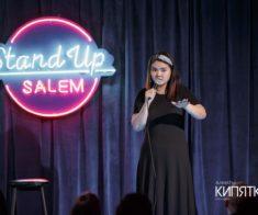 Концерт резидентов шоу Salem StandUp