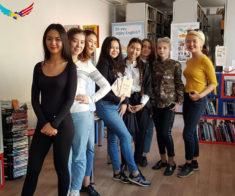 Двухдневный Кэмп для девушек, организуемый при поддержке Посольства США в Казахстане