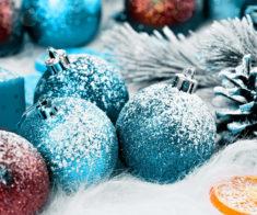 Новогодняя неделя (30 декабря — 3 января)