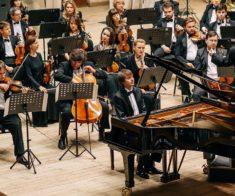 Онлайн-концерт Государственного академического симфонического оркестра РК